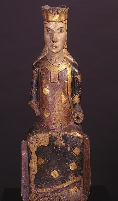 Nuestra Señora del Refugio (último tercio del siglo XII)