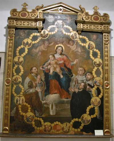 Museo do Mosteiro de San Paio de Antealtares