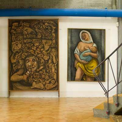 Museo Galego de Arte Contemporánea 'Carlos Maside'