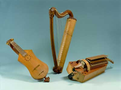 CENTRAD Musical Instruments Collection