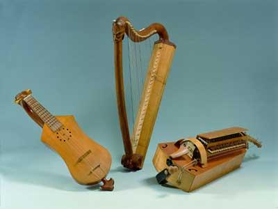 Colección de Instrumentos Musicais do Centrad