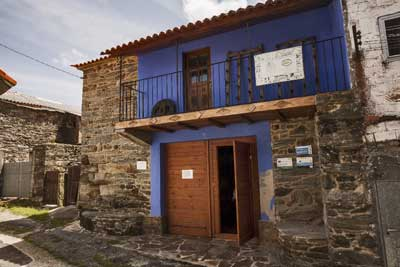 Centro Etnográfico de Terra de Montes (Cetmo)