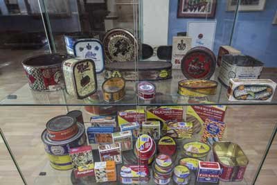Anfaco Museum of Canning Industry