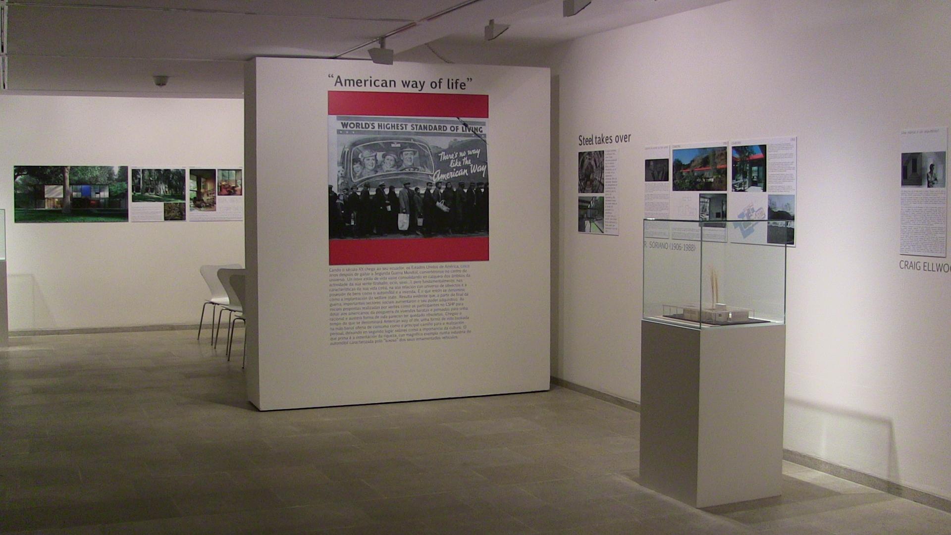 Imagen de la exposición California dreaming
