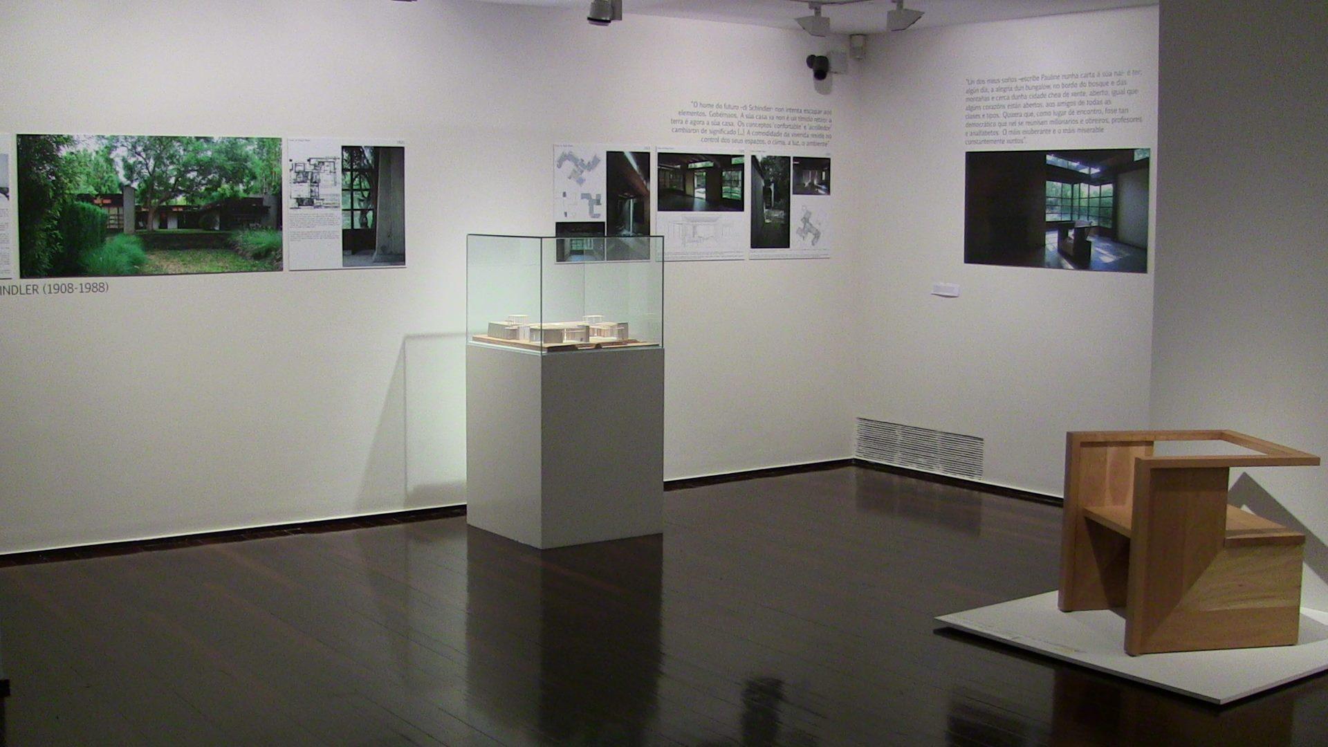 Sala da exposición California dreaming