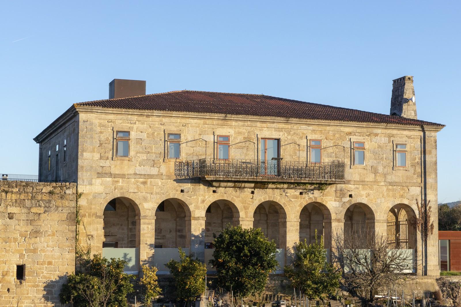 Exterior del Museo del Vino