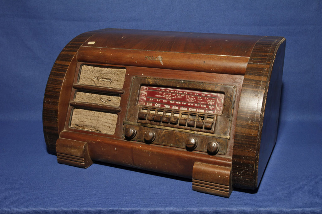 Aparato de radio