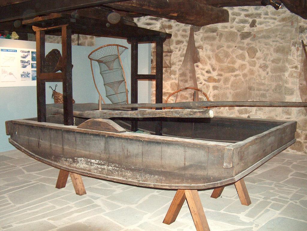Barca de paso