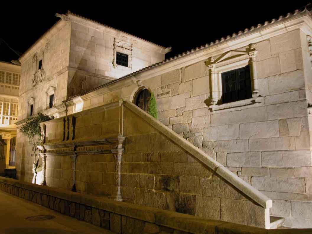 Múseo Valle Inclán en Pontevedra