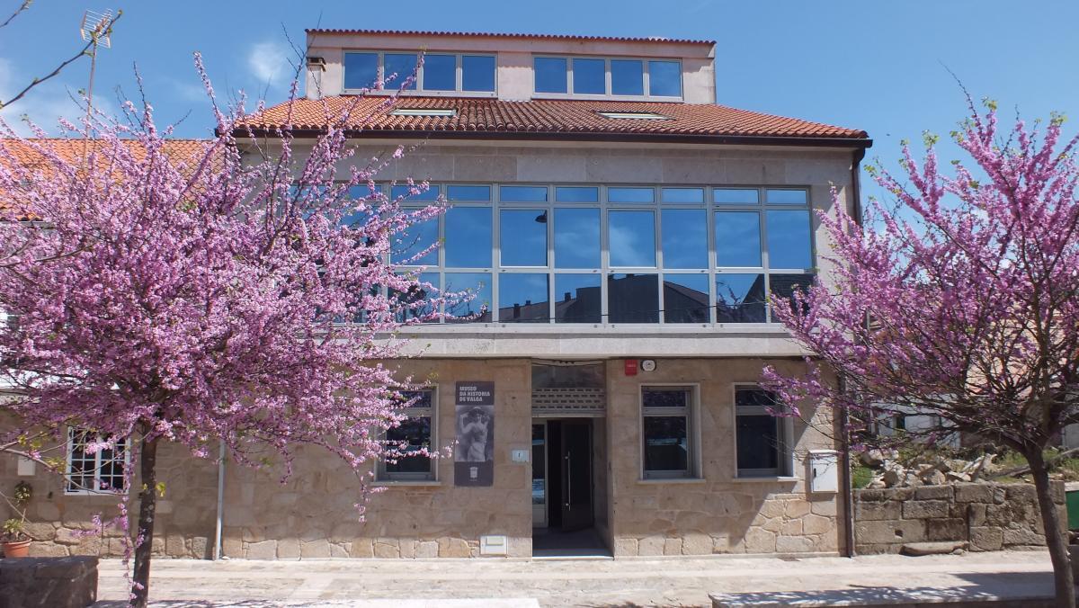 Imaxe exterior do museo