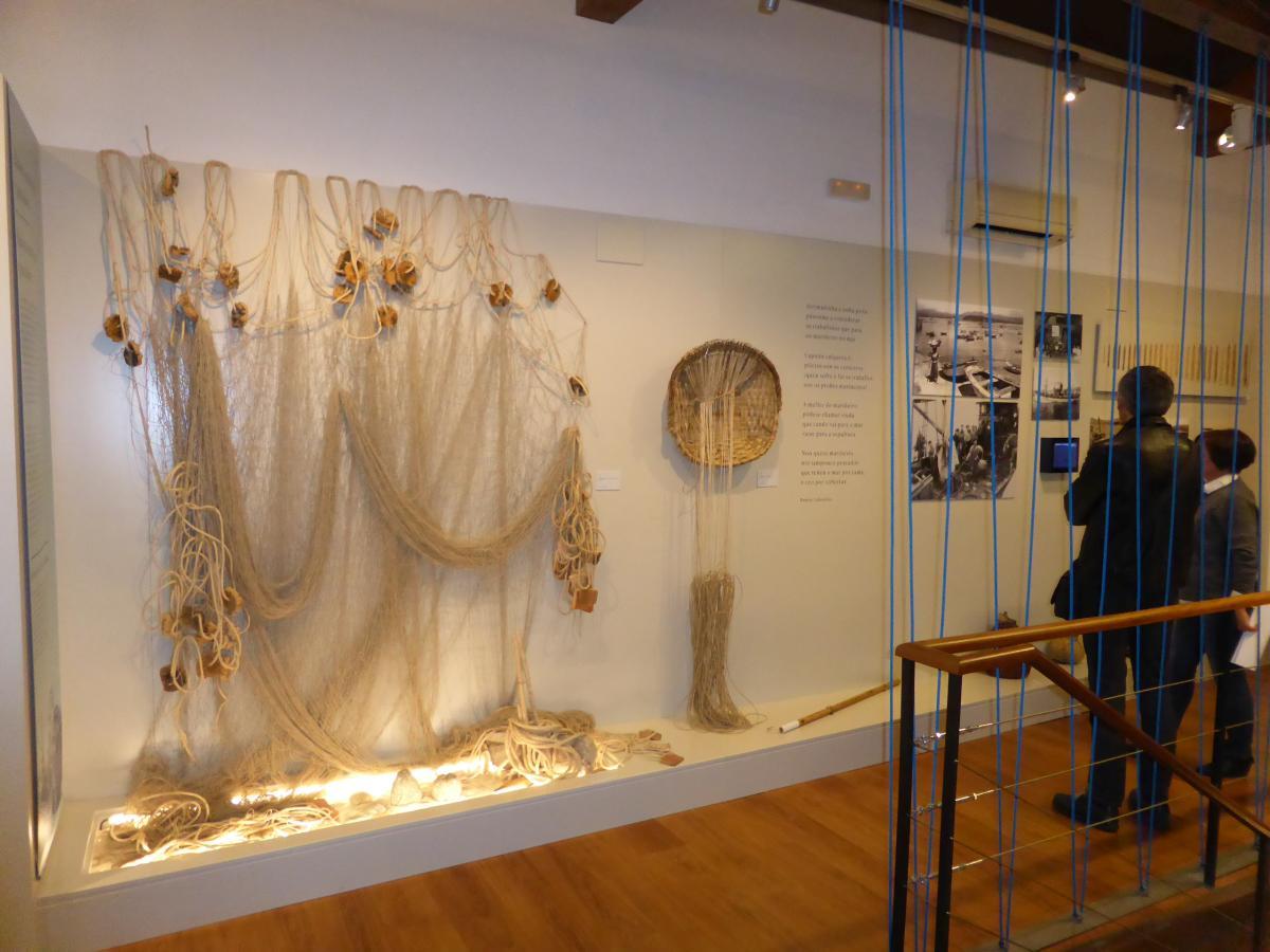 Baiona mariñeira e pescadora: a explotación dos recursos mariños