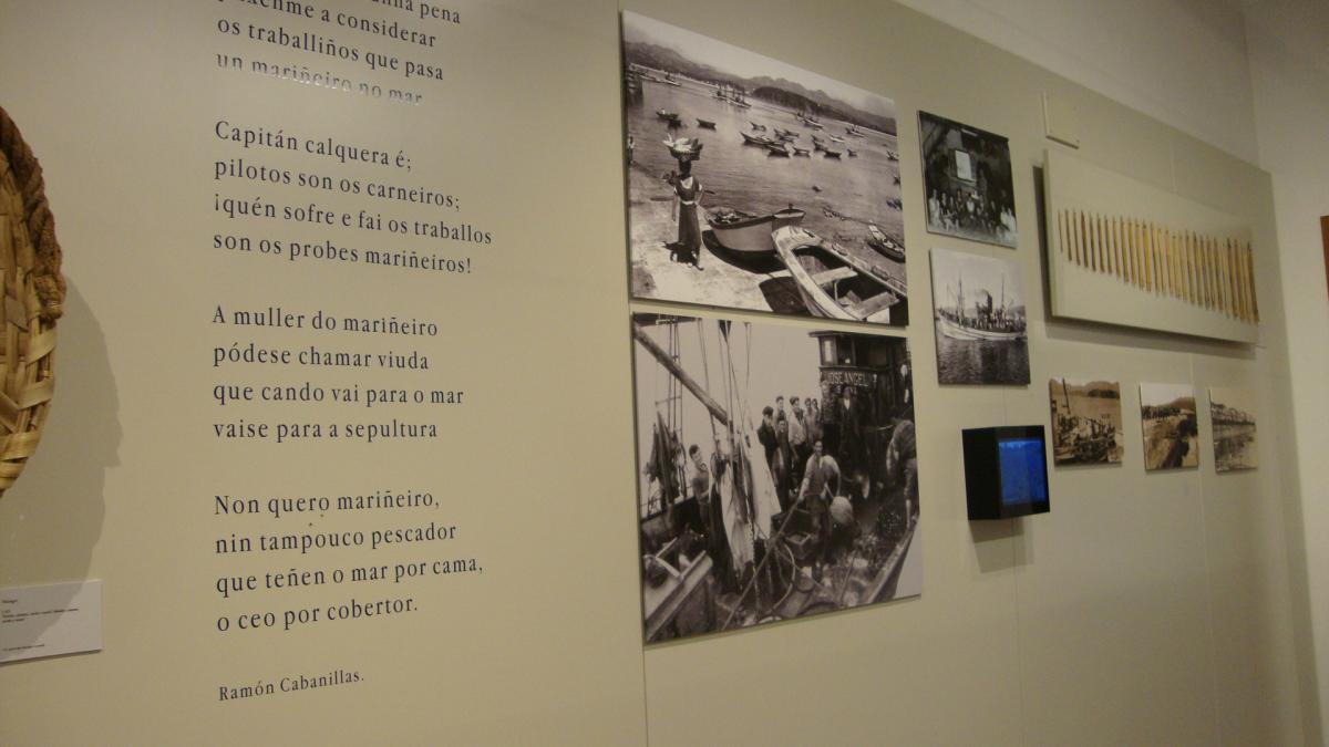 Imaxe da exposición permanente