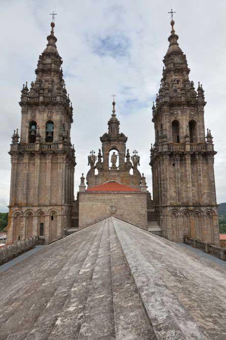 Cubertas da Catedral