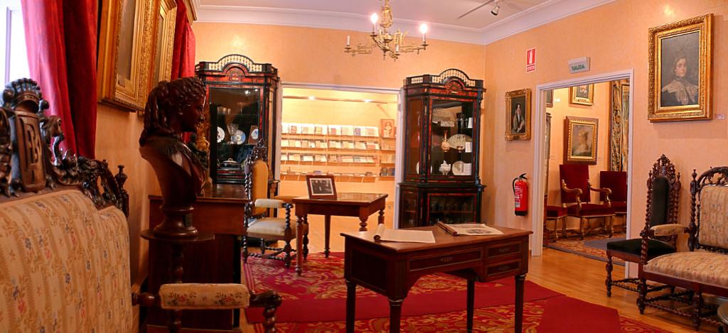 Casa Museo Emilia Pardo Bazán | Museos de Galicia