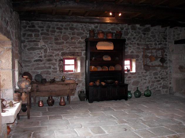 Cociña do pazo