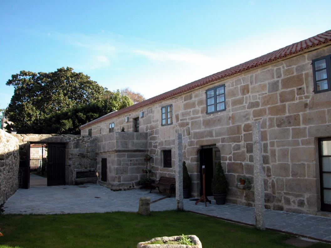 Exterior da Casa do Cuadrante