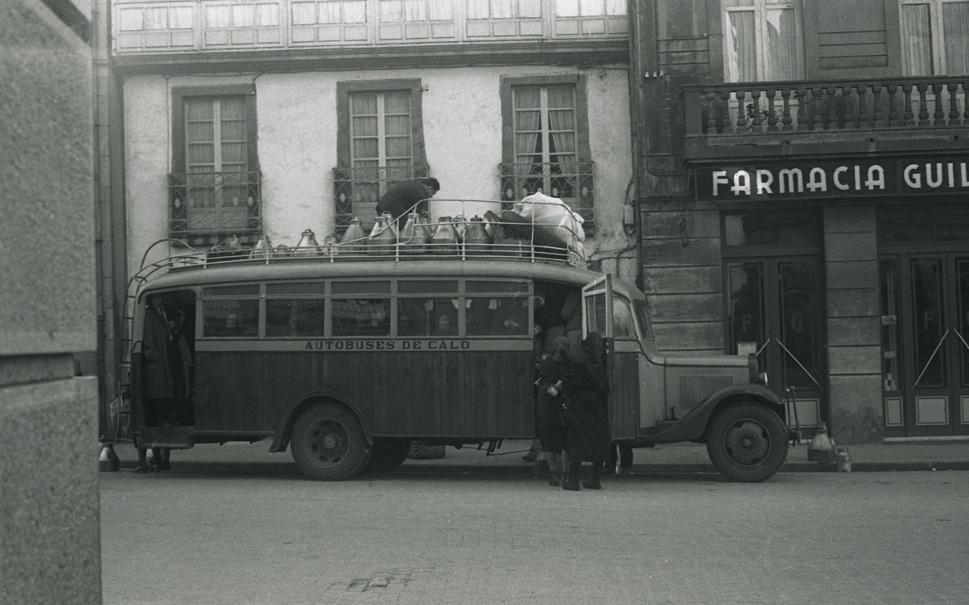 El auto de las lecheras (1951)