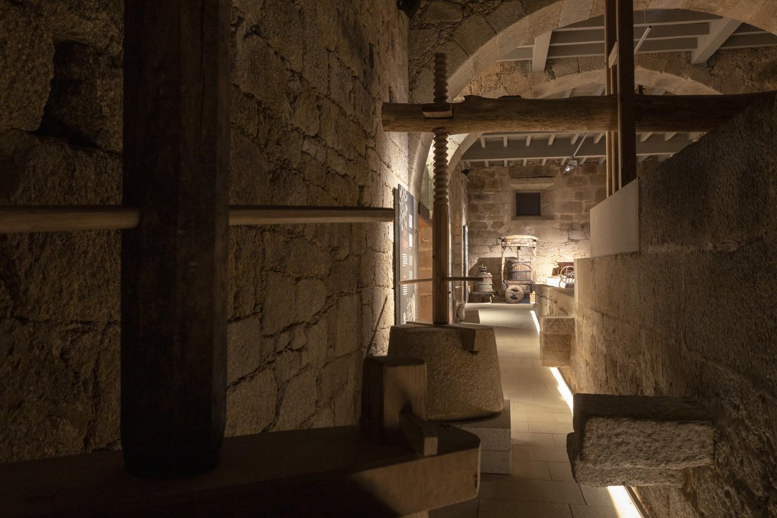 Lagar del Museo del Vino