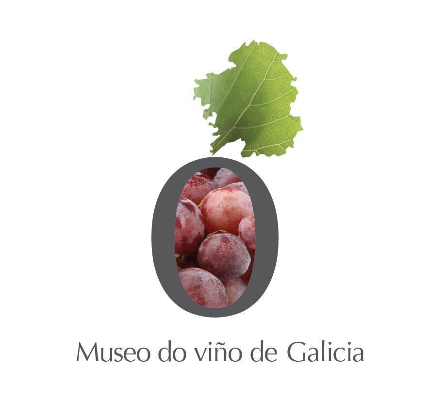 Logo do futuro Museo do Viño de Galicia