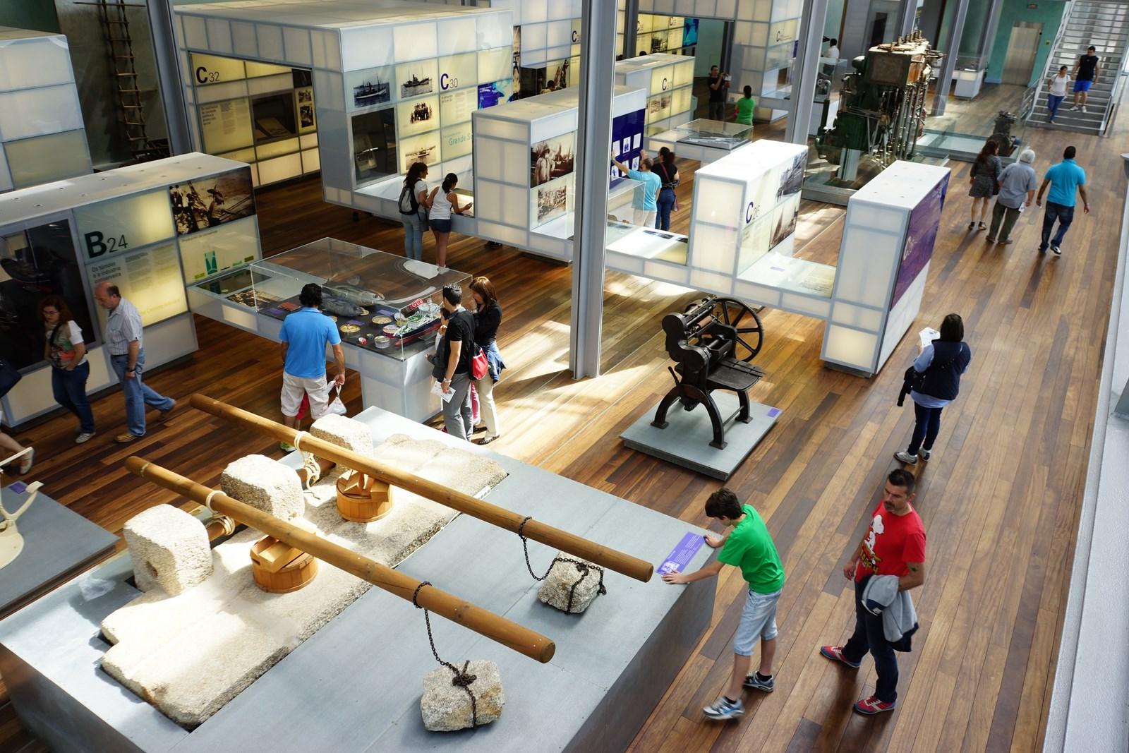 El Museo del Mar de Galicia