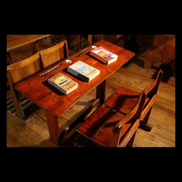Desk for two children