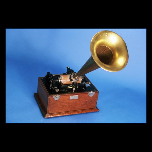 Edison's phonograph