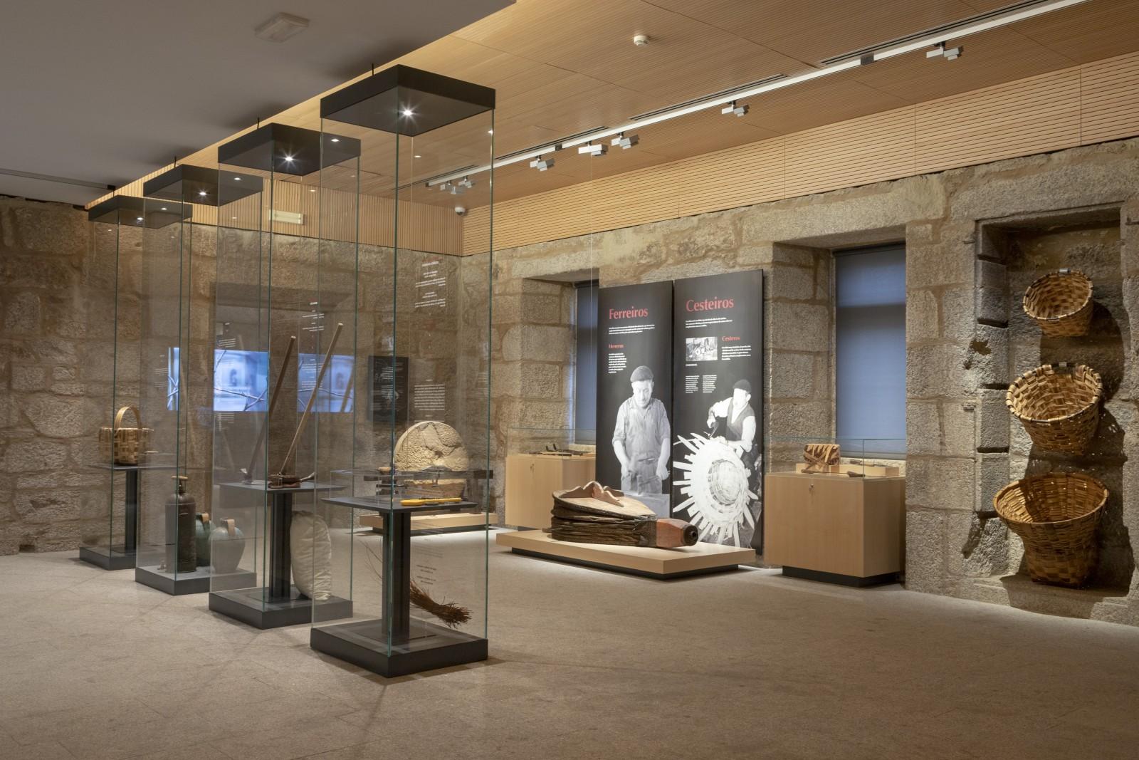 Sala 2 do Museo do Viño