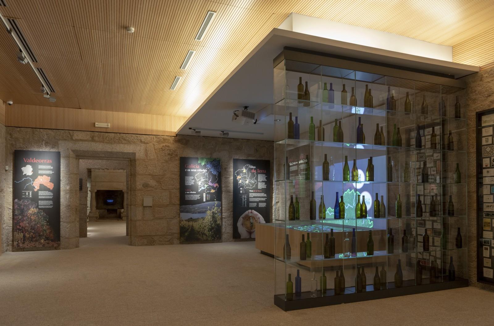 Sala 3 do Museo do Viño