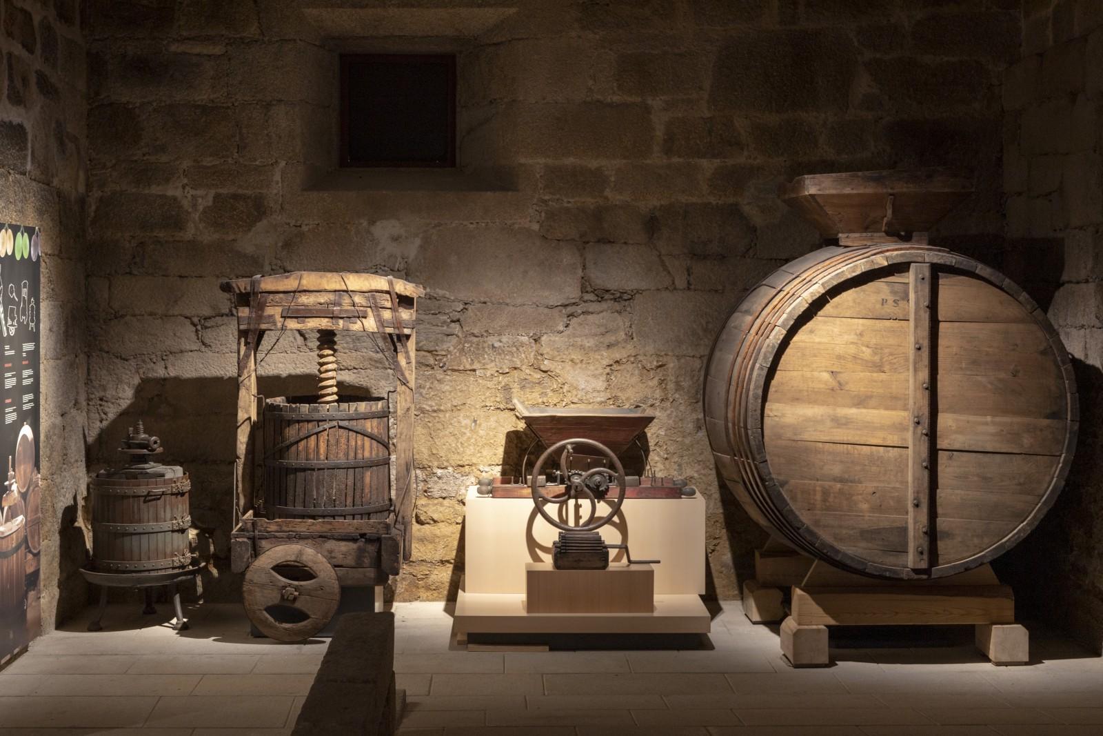 Sala 7 del Museo del Vino