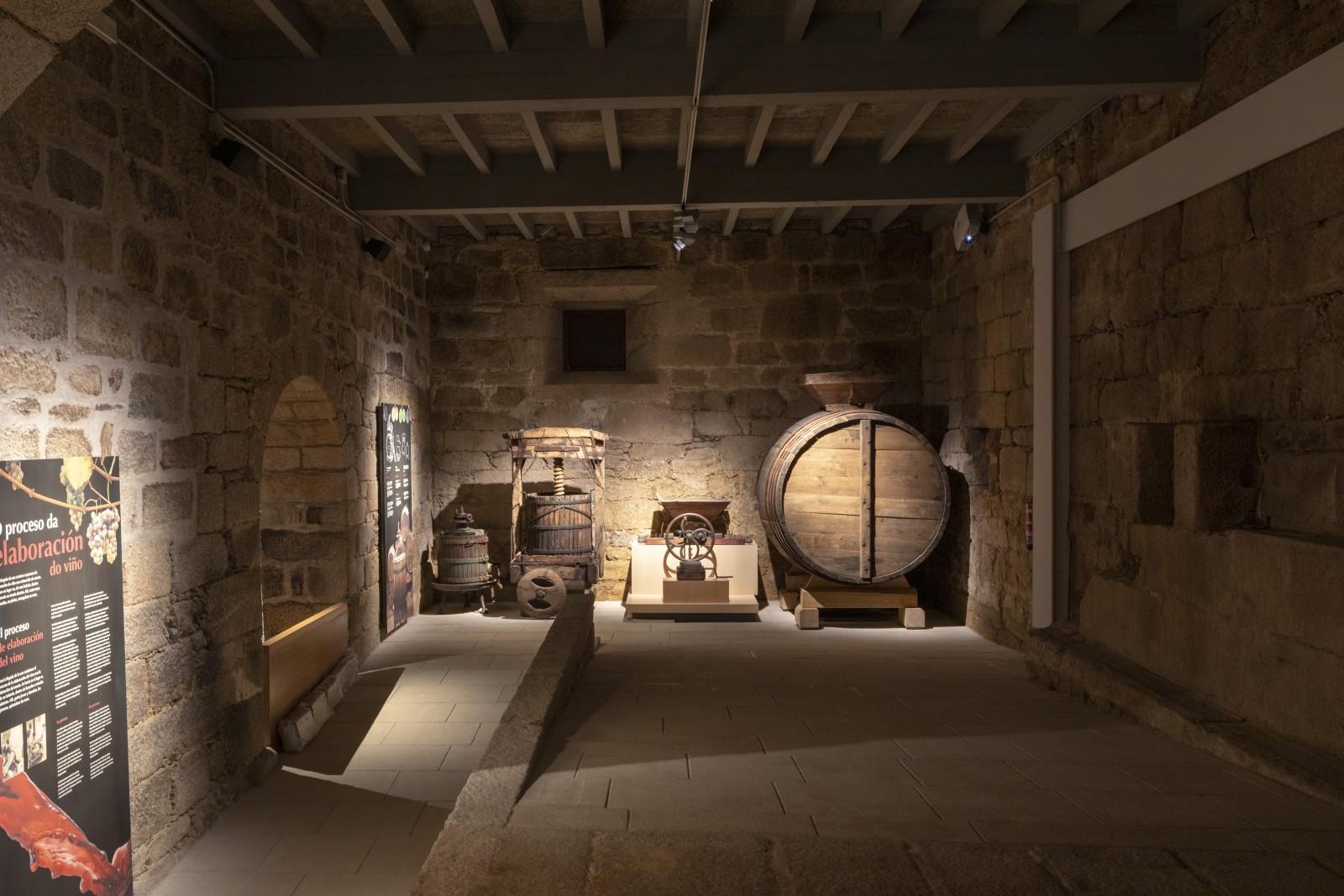 Sala 7 do Museo do Viño