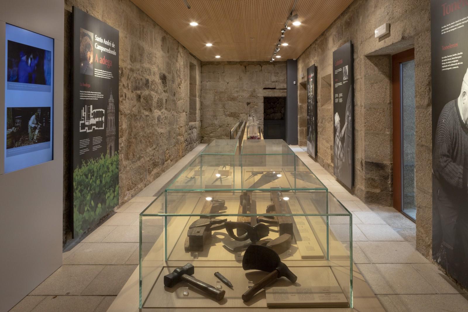 Sala 8 do Museo do Viño
