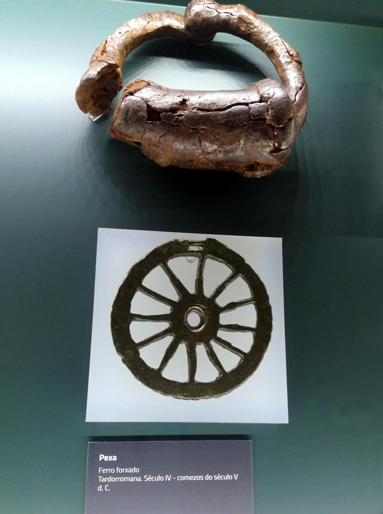 Santomé. Conxunto arqueolóxico-natural