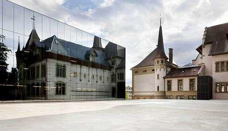 Aproximacións 2014. Paisaxe e sustentabilidade na arquitectura contemporánea suíza