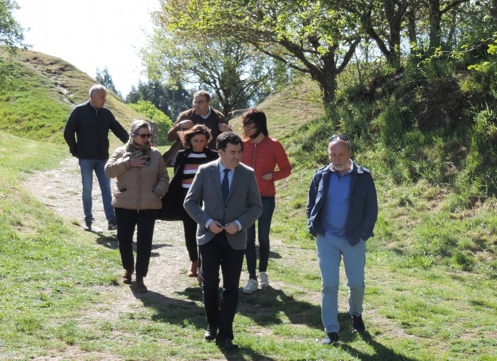 Proxecto de intervención no Castro de Viladonga. Campaña 2018