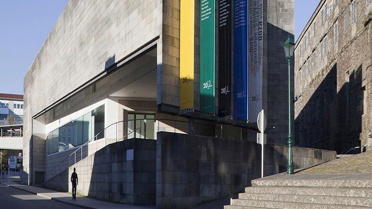 Centro Gallego de Arte Contemporáneo (CGAC)