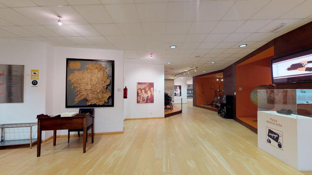 Pedagogical Museum of Galicia (Mupega)